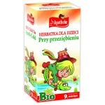 Herbata dla dzieci na przeziębienie BIO 20x15g Apotheke