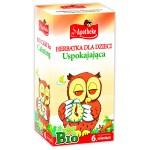 Herbata dla dzieci uspokajająca BIO 20x15g Apotheke