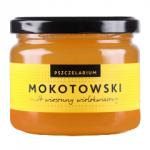 Miód wielokwiatowy wiosenny Mokotowski 400g Pszczelarium