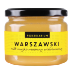 Miód wielokwiatowy wiosenny Warszawski 400g Pszczelarium