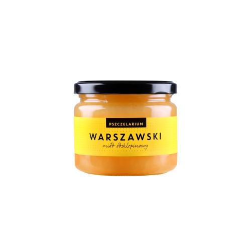 Miód odsklepinowy Warszawski 400g Pszczelarium