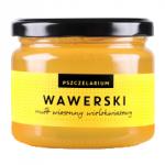 Miód wielokwiatowy wiosenny Wawerski 400g Pszczelarium