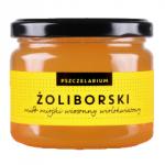 Miód wielokwiatowy wiosenny Żoliborski 400g Pszczelarium
