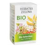 Herbata zielona chińska ekspresowa BIO 20x1,5g Apotheke