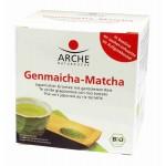 Herbata genmaicha matcha ekspresowa BIO 10x1,5g Arche