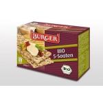 Pieczywo chrupkie razowe 5 ziaren BIO 250g Burger