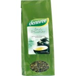 Herbata zielona gunpowder liściasta BIO 100g Dennree