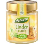 Miód lipowy BIO 500g Dennree