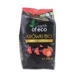 Krówki zliofilizowaną truskawką BIO 150g Earth Of Eco
