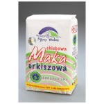 Mąka orkiszowa chlebowa typ 1100 BIO 1kg Eko-Mega Młyny Wodne