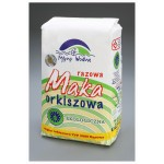 Mąka orkiszowa razowa typ 2000 BIO 1kg Eko-Mega Młyny Wodne