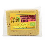Herbatniki wegańskie orkiszowe BIO 190g Eko Taste