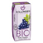 Napój z czerwonych winogron BIO 200ml Hollinger