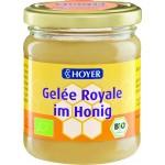 Miód z mleczkiem pszczelim BIO 250g Hoyer