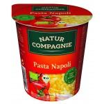 Danie w kubku pasta napoli BIO 59g Natur Compagnie