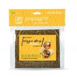 Tortilla wraps warzywna złota bezglutenowa BIO 125g Papagrin