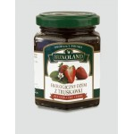 Dżem z truskawki z dodatkiem soku jabłkowego BIO 200g Runoland