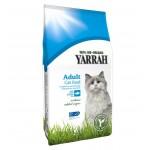 Dla kota dorosłego ryba BIO 800g Yarrah