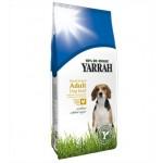 Dla psa małej rasy kurczak BIO 2kg Yarrah
