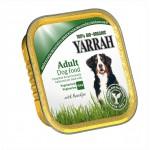 Dla psa karma vege z owocami dzikiej róży BIO 150g Yarrah