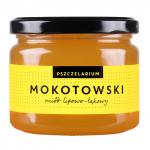 Miód Mokotowski lipowo-łąkowy 400g Pszczelarium