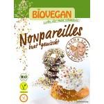 Posypka cukrowa kolorowa perełki bezglutenowa BIO 35g BioVegan