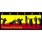 Czekolada Ręcznie nadziewana Firewood Brandy 70 g Zotter