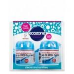 Zestaw 2 odświeżaczy do toalety Forever Flush Twin Pack 2 x do 2000 użyć Ecozone