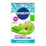 Ściereczka z mikrofibry do czyszczenia różnych powierzchni, Ecozone