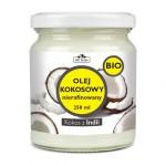 Organiczny olej kokosowy, nierafinowany Dr Gaja, 250ml
