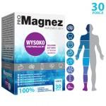 ProMagnez Cytrynian Magnezu, 30 saszetek