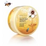 Cukrowy peeling do ciała z Miodem Manuka 240g Wild Ferns Manuka Honey