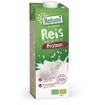 Napój ryżowy bezglutenowy z proteinami BIO 1L Natumi