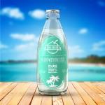 Woda kokosowa - szklana butelka 250ml Dr Coco