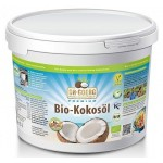 Olej kokosowy tłoczony na zimno BIO 3000ml Dr Goerg