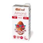Napój migdałowy niesłodzony BIO 1L Ecomil