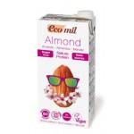 Napój migdałowy niesłodzony z podwyższoną zawartością białka 1L BIO Ecomil