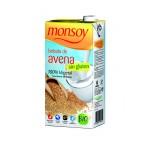 Napój owsiany bezglutenowy 1L BIO Monsoy