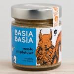 6x Masło migdałowe Basia Basia 195 g
