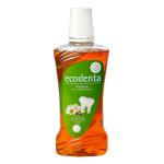 Płyn do płukania jamy ustnej dla wrażliwych zębów z rumiankiem, ECODENTA, 480 ml
