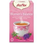 Herbata dla Kobiet - Równowaga 17x1,8g Yogi Tea