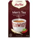 Herbata dla Mężczyzny 17x1,8g Yogi Tea