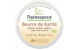 Masło Karite 100g Natessance
