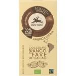 Czekolada biała z kawałkami kakao BIO 100g Alce Nero