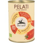 Pomidory Pelati bez skóry w puszce BIO 400g Alce Nero