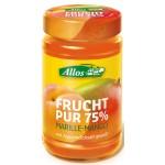 Mus mango-morela (75% owoców) BIO 250g Allos