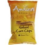 Chipsy kukurydziane solone 150g Bio Amaizin