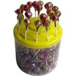 Lizak mix okrągły bezglutenowy fair trade BIO 6g Alternativa