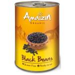 Fasolka czarna w zalewie BIO 400g (240g) Amaizin