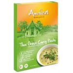 Pasta curry Thai green BIO 80g Amaizin